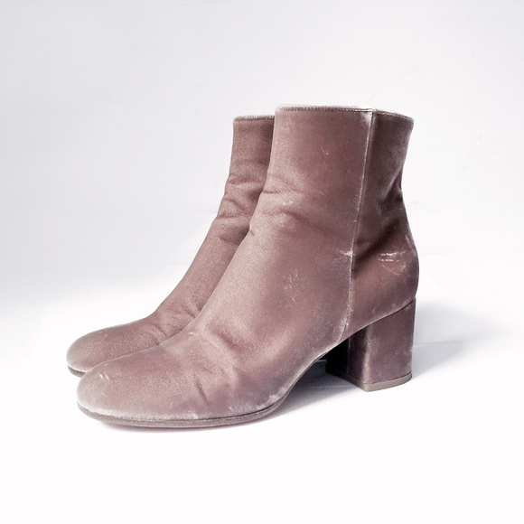 gianvito rossi pink boots